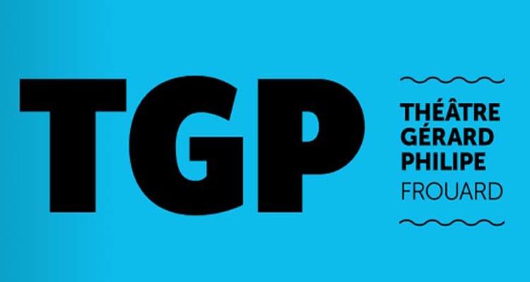 logo Théâtre Gérard Philipe – scène conventionnée pour les arts de la marionnette et les formes animées –Frouard (54)